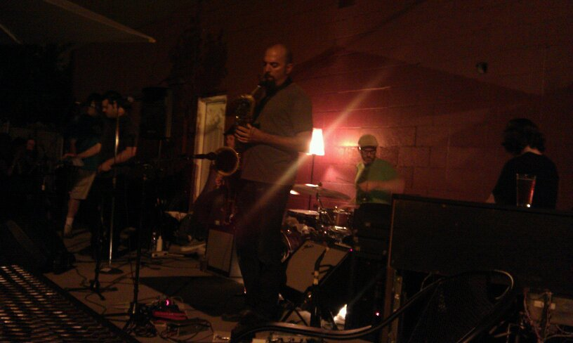 Evaporators (live recording)