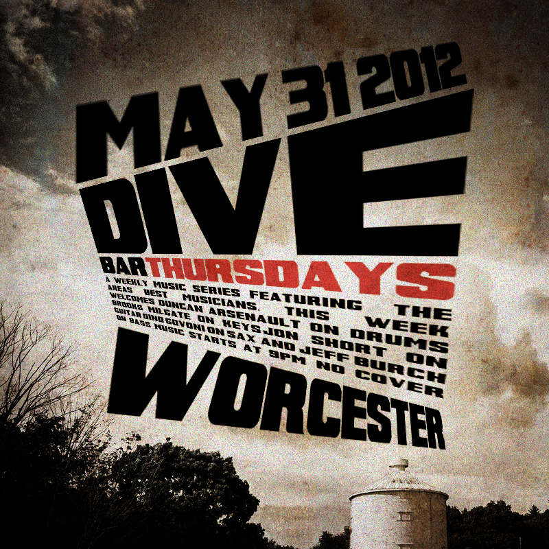 This Weeks Dive Poster