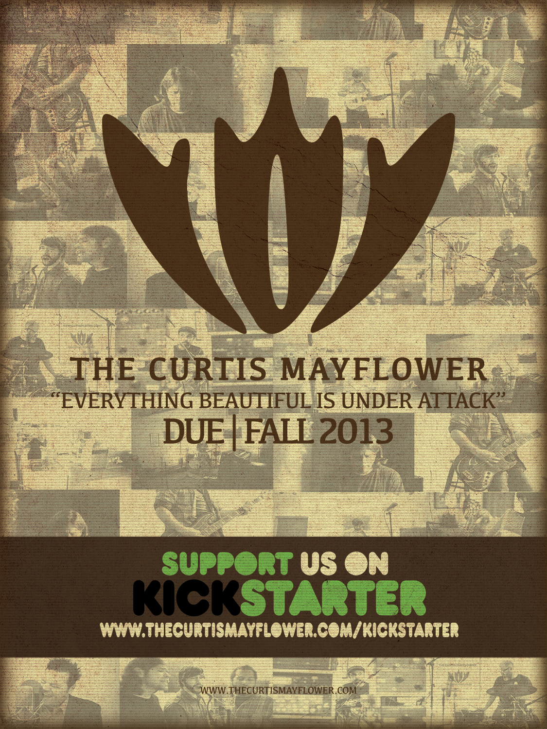 The Curtis Mayflower – Kickstarter