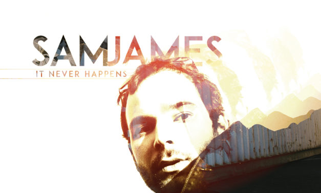 Sam James Album Cover