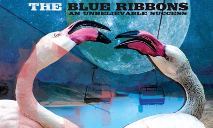 "The Blue Ribbons – ""An Unbelievable Success"" Album Artwork"
